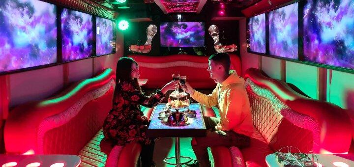 Скидка 30% на аренду выездного медийно-мобильного ресторанаот «Limuzine»