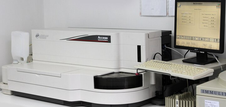 Диагностика и сдача анализов в сети диагностических лабораторий «NeoLab»