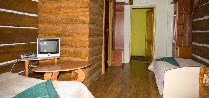 От 2 дней отдыха с трехразовым питанием в отеле «Млын» возле Львова