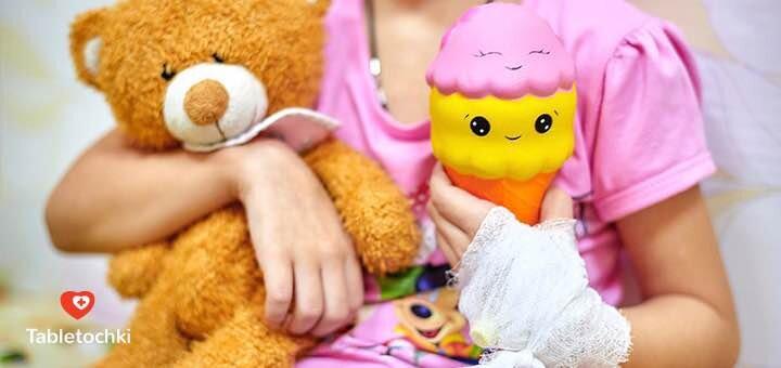 Благотворительный взнос для помощи онкобольным детям в фонд «Таблеточки»