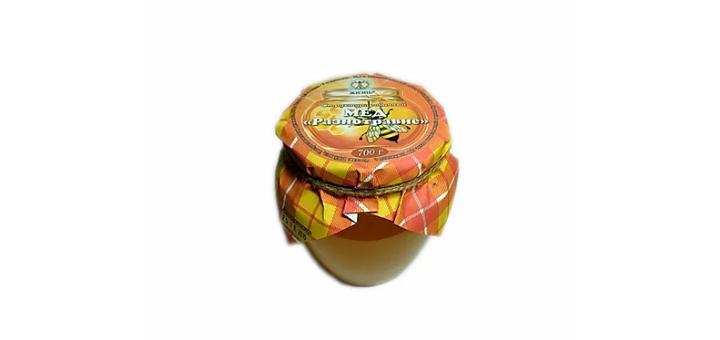 Структурированный мед «Разнотравие» или «Разнотравие» c ксеноном от компании ТМ «Жизнь»