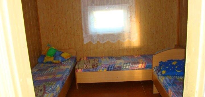 От 3 дней семейного отдыха в мае и июне в пансионате «Азимут» в ЖелезномПорту