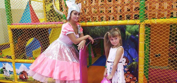 Входной билет в будний день в детский парк развлечений «Парк Закревского периода»