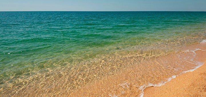 От 3 дней отдыха на море c 28.06 по 15.07 с питанием в отеле «Горный Орел» в Затоке