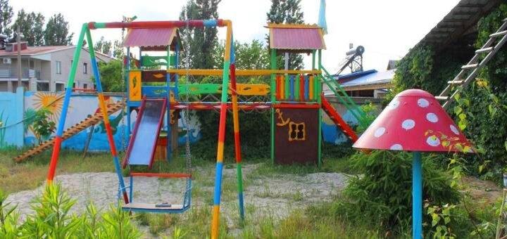 От 3 дней семейного отдыха в сентябре в пансионате «Азимут» в ЖелезномПорту
