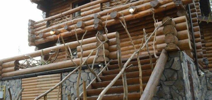 От 4 дней летнего отдыха с питанием и бассейном в экологичных домах в «Drin-Lux» в Славском