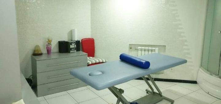 Скидка до 77% на массаж тела в массажном кабинете Вячеслава Лисенко