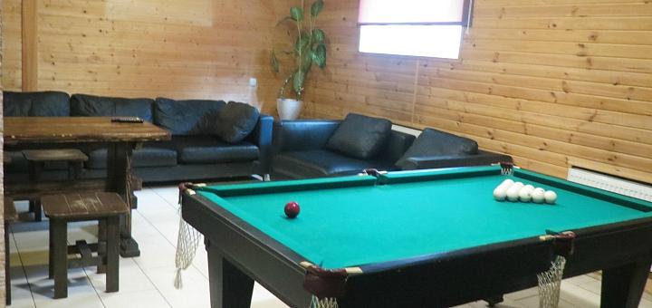 3 часа отдыха в русской бане на дровах в гостинице «Green Hotel»