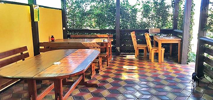 От 3 дней отдыха с завтраками на вилле «Сафари» в Геническе