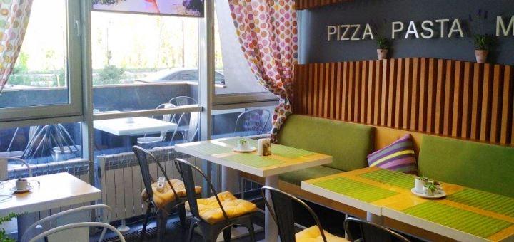 Скидка 30% на меню кухни от кафе с летней террасой «Reka Cafe»