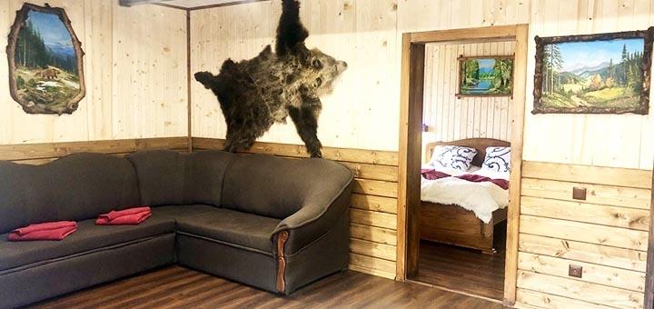 От 2 дней летнего отдыха с питанием в отеле «Лісова казка» в курортной зоне в Закарпатье