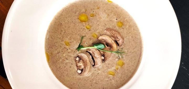 Скидка 40% на всё меню кухни в ресторане «Ti-Art»
