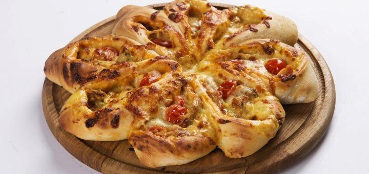 Скидка 50% на все меню кухни и бара на самовывоз от ресторана «Osteria Pinocchio»