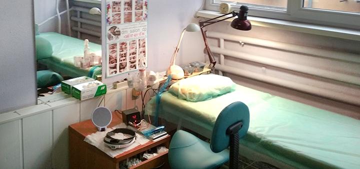 Перманентный макияж век, бровей или губ в кабинете перманентного макияжа Дмитрия Жукова