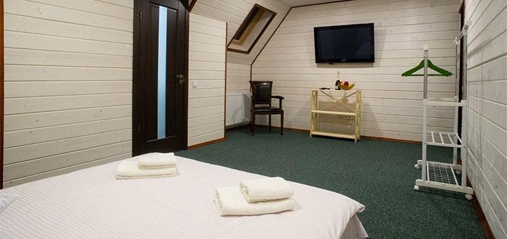 От 3 дней летнего отдыха с дополнительными услугами в отеле «Галушко» в Микуличине