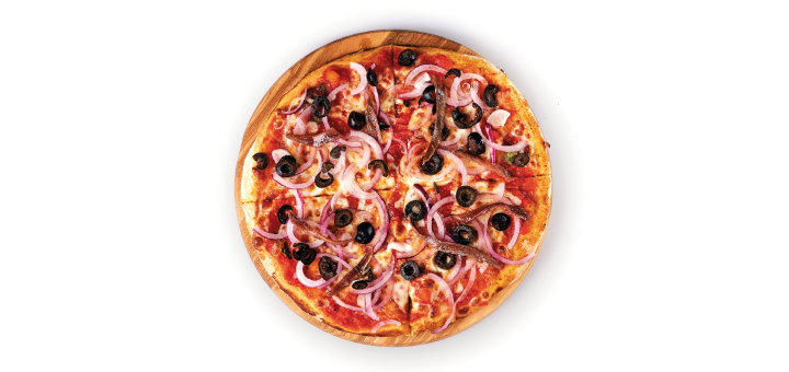 Знижка 40% на все меню кухні та напої з доставкою чи самовиносом від піцерії «Emma Pizza»