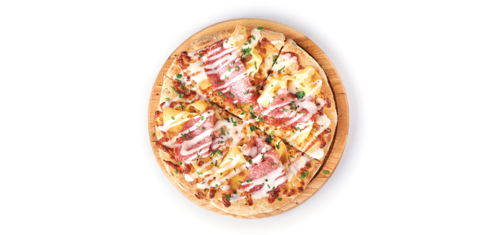 Знижка 40% на все меню кухні у піцерії «Emma Pizza»