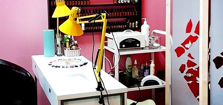 Наращивание ногтей гелем и маникюр с покрытием гель-лаком в салоне красоты «Master beauty HUB»