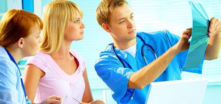 Обследование женского организма у маммолога в специализированном медицинском центре «Оптима-Фарм»!