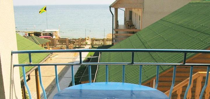 От 3 дней отдыха в отельном комплексе «Солнечный Бриз» в Железном Порту