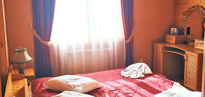 От 3 дней отдыха летом и осенью с питанием в отеле «Смерекова Хата» в Славском