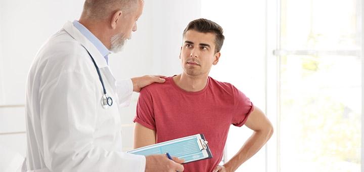 Обследование у уролога с анализами в клиническом кабинете «Dr. Asatryan»