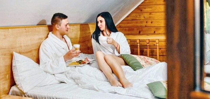 От 2 дней отдыха с завтраками и шампанским в комплексе «Вилла Вита» под Киевом