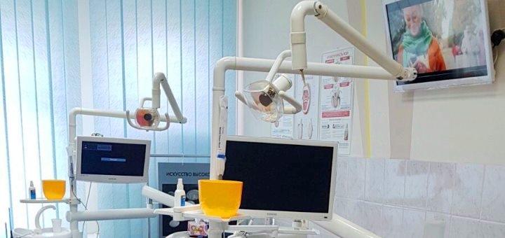 Ультразвуковая чистка зубных отложений, Air Flow и фторирование зубов в «Приватна стоматология»