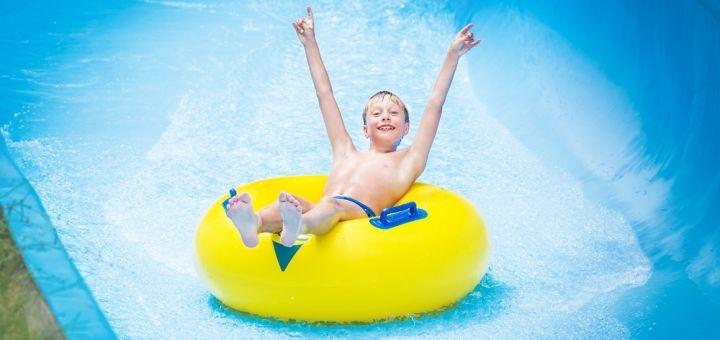 Знижка 50% на вхідний квиток в аквапарк «Пляж»