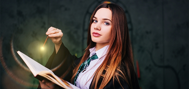Посещение квест-комнаты «Гарри Поттер» в «IQuestKomnata»