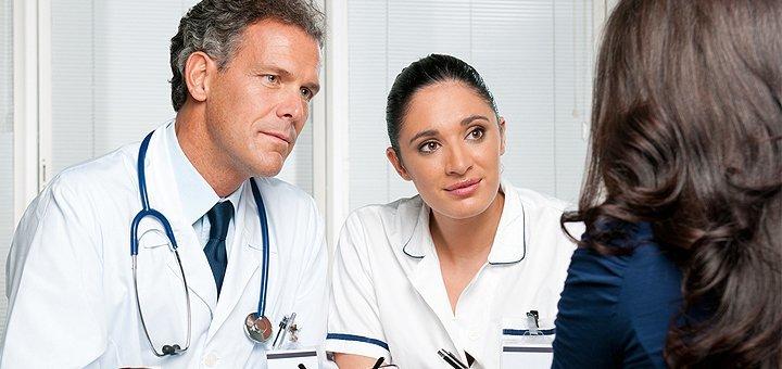 Обследование женского организма у гинеколога в сети специализированных медицинских центров «Оптима-Фарм»!