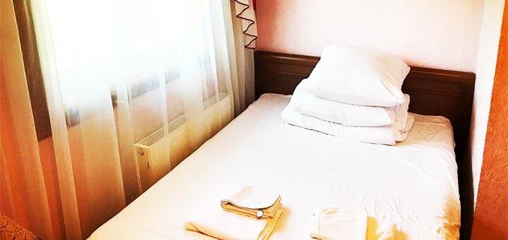От 3 дней летнего отдыха с двухразовым питанием и баней в отеле «Оберег» в Пилипце