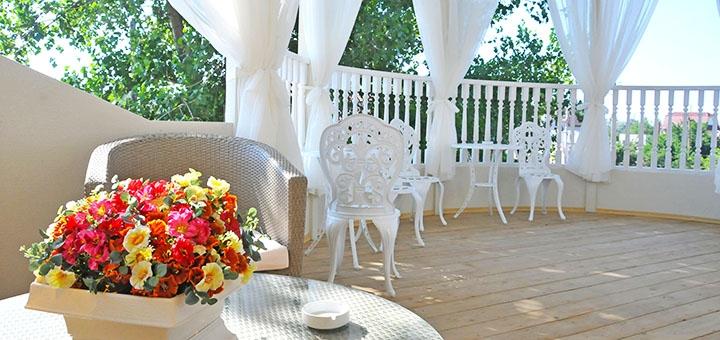 От 3 дней отдыха в июне в отеле «Семейный отдых» в Затоке на Черном море