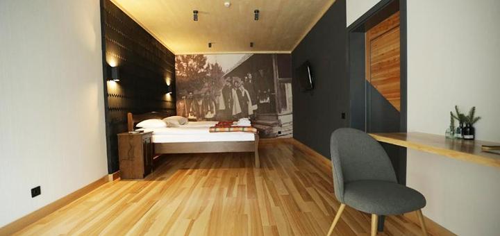 От 3 дней отдыха с завтраками и посещением бассейна в отеле «Гора» в Буковеле