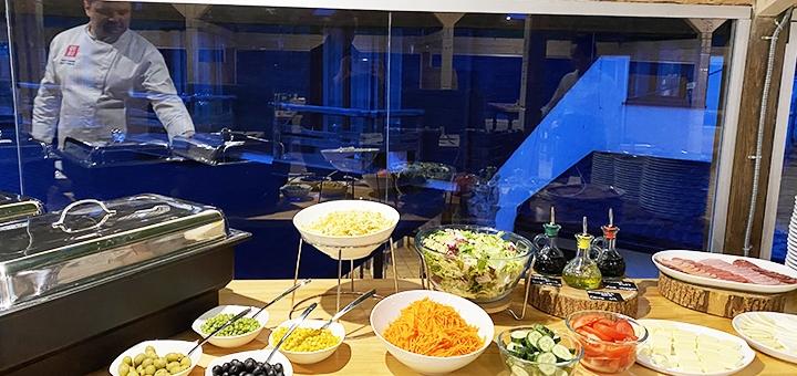От 3 дней отдыха с двухразовым питанием в отеле «Гора» в Буковеле