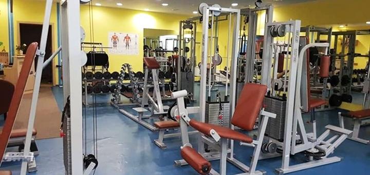 Скидка 50% на безлимитное посещение тренажерного зала в спортивном клубе «Classic»