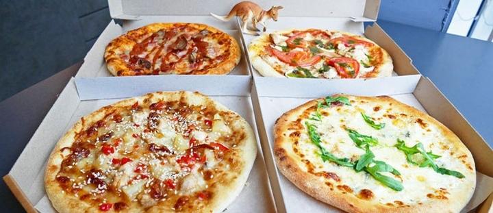 Скидка 50% на пиццу, пиццу-микс, кольцоне, пиццу лодочку с доставкой или самовывозом от «Kenga»