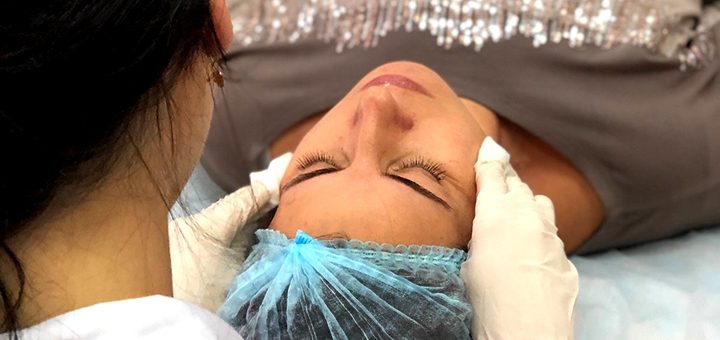 До 5 сеансов массажа лица в салоне красоты «Clips Cosmetology»