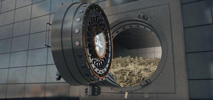 Участие в ролевом онлайн квесте «Ограбление банка» от «Extremal»