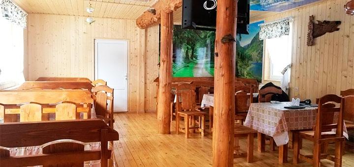 От 3 дней летнего отдыха с питанием в эко-комплексе «Рута» под Буковелем