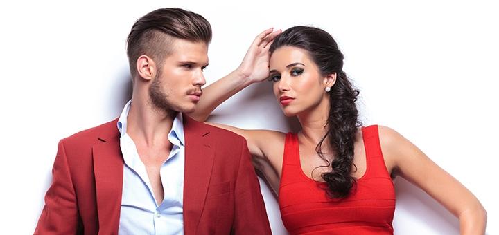 Женская или мужская стрижка для волос любой длины в салоне красоты «NogotOk»