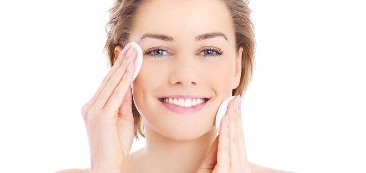 Комплексная чистка лица с альгинатной маской и дарсонвализацией в салоне красоты «Шанти»