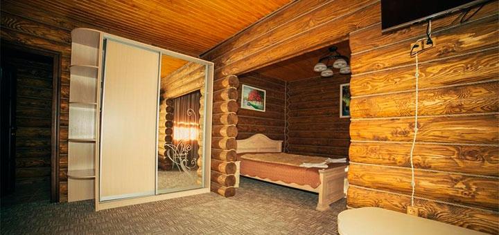 От 3 дней отдыха в июне с питанием в SPA-отеле «Срібне Джерело» в Карпатах