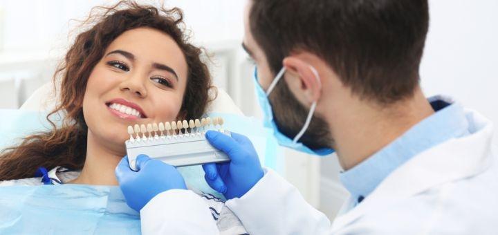 Скидка 70% на лазерное отбеливание зубов «Magic Smile» с фторированием в «Healthy Dentistry»