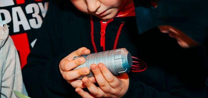 Режиссерский квест для детей на природе «Потрясающая история Харли Квин» от «Квестмания»