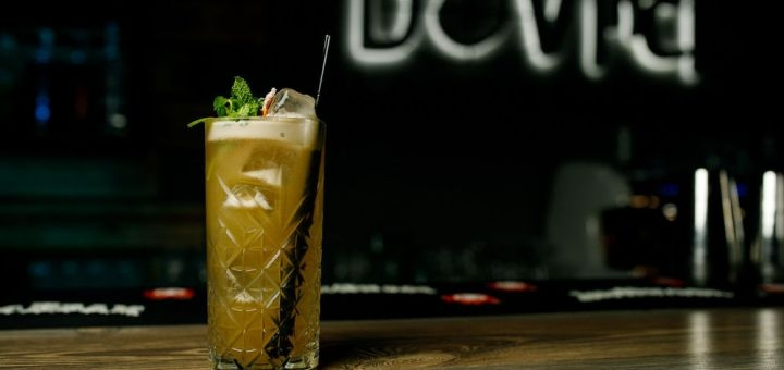 Скидка 40% на все меню кухни в «DaVinci Lounge bar»