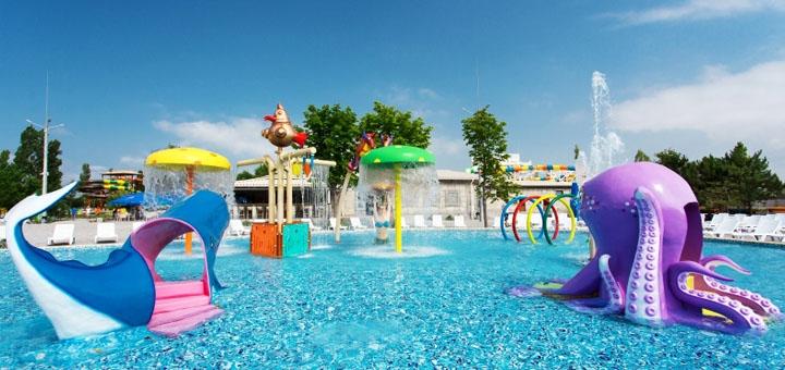 Скидка 50% на целый день развлечений в аквапарке «Затока» по 25.07 включительно