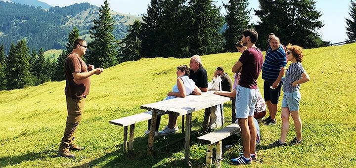 Трехдневный гастротур в Карпаты с увлекательной программой от «Buli-Tour»