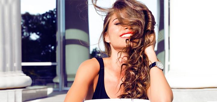 Стрижка, укладка и окрашивание волос в студии красоты «Beauty Studio & Nail Bar express»