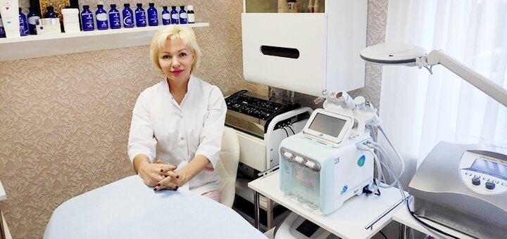 Скидка до 48% на пептидную мезотерапию зоны вокруг глаз, всего лица, шеи или декольте